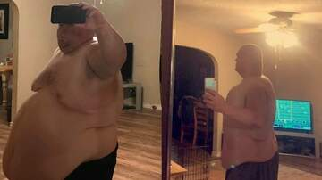 Patrick Sanders - Southeast Texas Man's Weight Loss Journey Is Inspiring Others
