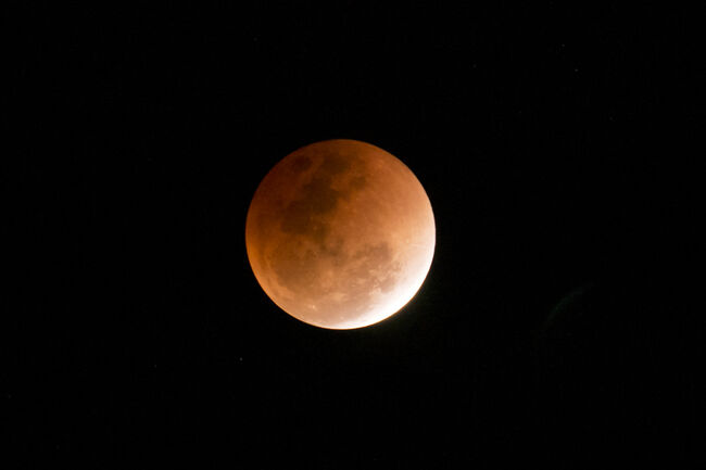 Blood moon , Total Lunar Eclipse
