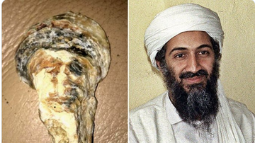 BC - Woman Finds Shell That Looks Like Osama bin Laden