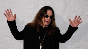 Amelia - Ozzy Osbourne Has Postponed His European Tour Again.