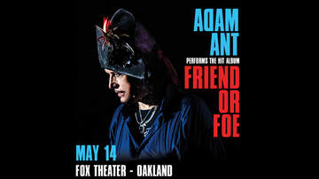 None - Adam Ant At The Fox