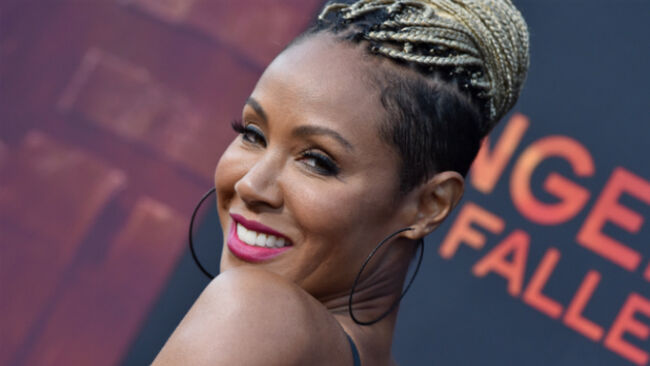 Jada Pinkett Smith Shows Off Her Booty In Funny Ad For Son's Water Company