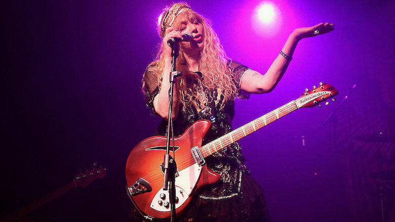 Courtney Love Shares Then Deletes Instagram Post Teasing Hole Reunion