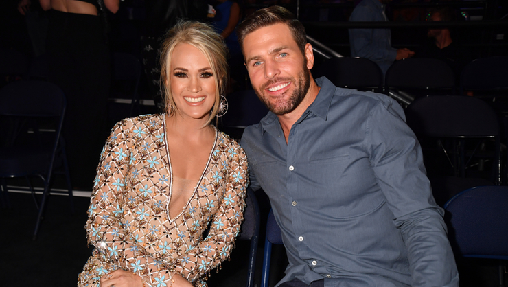 Carrie Underwood Celebrates 11-Year Anniversary Of Meeting Husband