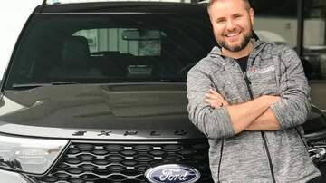 Rip City Drive with Travis & Chad - Travis takes a look at the new Ford F-150 at Canby Ford