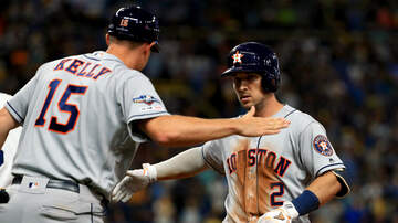 Texas News - Astros, Yanks Game 4 of ALCS Postponed