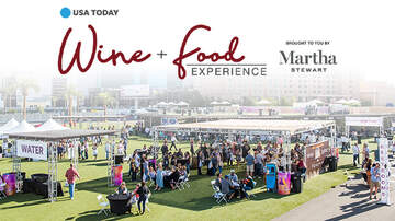 None - USA TODAY Wine & Food Experience Brought To You By Martha Stewart