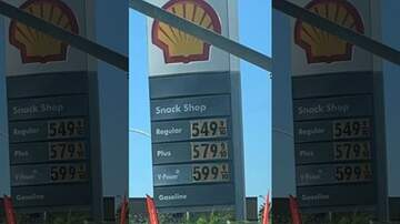 Suzette - Gas Prices In Some Los Angeles Stations Are Already Over $5 A Gallon