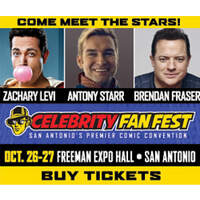Celebrity Fan Fest is Back!