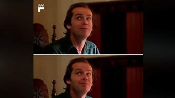 Jake Dill - Jim Carrey as Jack Nicholson in The Shinning Is UNREAL