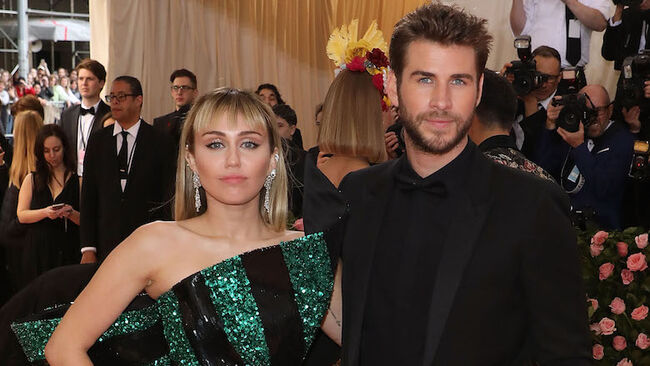 Liam Hemsworth 'Open To Meeting People' Amid Miley Cyrus Divorce