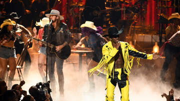 """Ric Rush - Lil Nas X & Billy Ray Cyrus Win Two BET Hip Hop Awards for """"Old Town Road"""""""