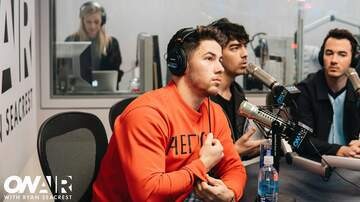 Ryan Seacrest - Nick Jonas Confirms There's Another Album on the Way, Gushes Over Priyanka