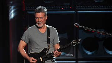 Casey (WDTW) - Eddie Van Halen Battling Throat Cancer