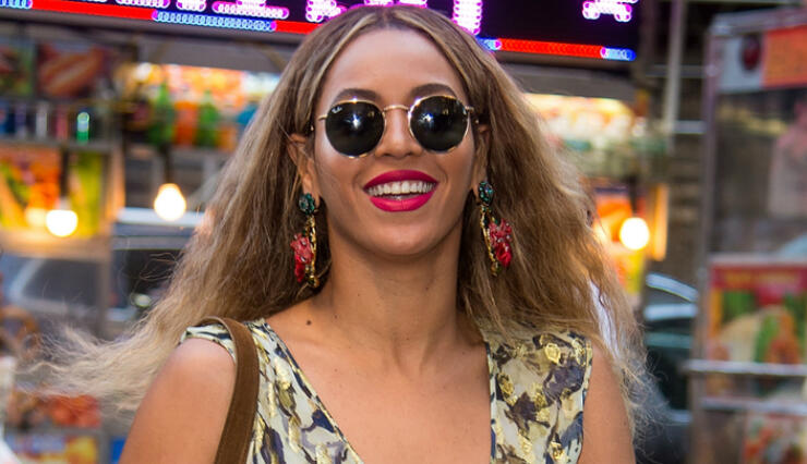Beyonce's Party Attire Is Next Level — See The Sexy New Pics | iHeartRadio