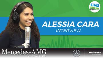 Elvis Duran - Alessia Cara Sings Along To Sesame Street