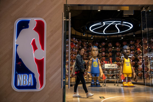 NBA Moves To Salvage Its Brand In China