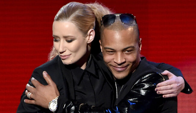 Iggy Azalea Blasts T.I. For Saying Working With Her Tarnished His Legacy