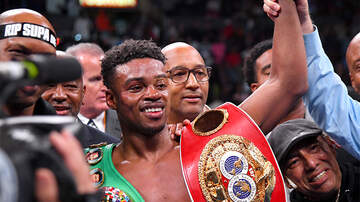 Sports Top Stories - Boxer Errol Spence In Intensive Care After Crashing His Ferrari