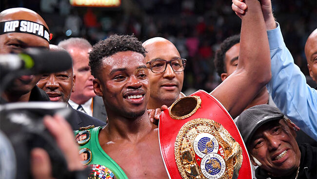 Errol Spence Jr. v Shawn Porter