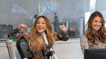 Ryan Seacrest - Ally Brooke Joins Our Campaign to Get Sisanie on DWTS, Confronts the Haters