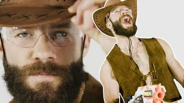Call me Furious...... Mr. Furious! - The Good, The Bad, and the Nerf Blaster Starring Julian Edelman