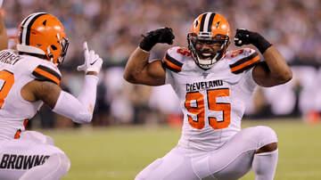 None - NFL Network Analyst Michael Robinson Explains How to Attack Myles Garrett