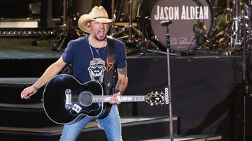 Music News - Jason Aldean's 'We Back' Video Gives Fans 360-Degree View Of His Live Show