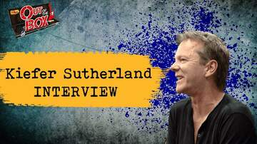 Out Of The Box - Kiefer Sutherland On His Musical Career: Guitar Was Always My Best Friend