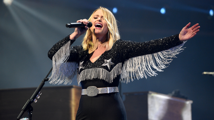 Miranda Lambert Gets Her Buzz On With New Song 'Tequila Does'