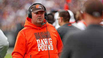 Browns Coverage - Freddie Kitchens Speaks to the Media Ahead of Browns Versus Seahawks