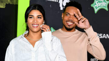 Trending - Chance The Rapper Shares Sweet Photo Of Newborn Daughter & Wife