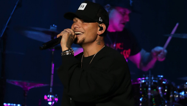 Kane Brown Teases Heartfelt New Song 'Grew Up Without A Dad'
