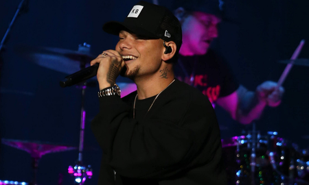 Music News - Kane Brown Teases Heartfelt New Song 'Grew Up Without A Dad'