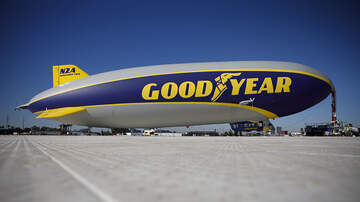 Lisa Foxx - For The First Time Ever, You Can Do A Sleepover On The Goodyear Blimp!