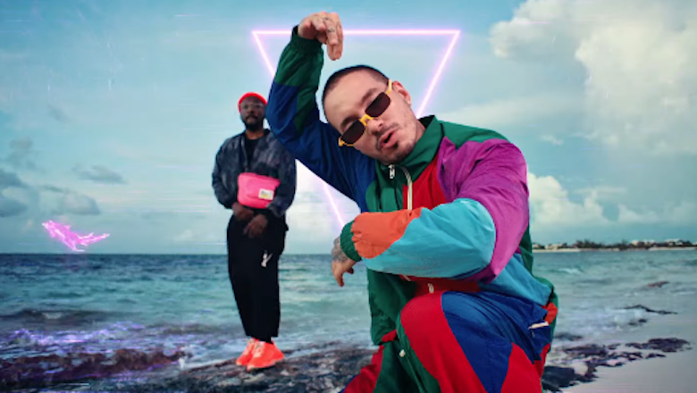 Black Eyed Peas & J Balvin Link Up On Party Jam 'RITMO (Bad Boys For Life)'