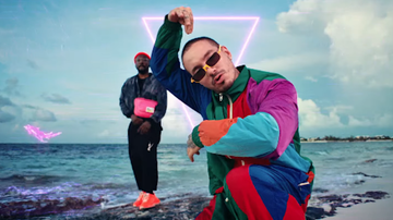 Trending - Black Eyed Peas & J Balvin Link Up On Party Jam 'RITMO (Bad Boys For Life)'