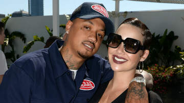 Trending - Amber Rose Welcomes Baby No. 2 — Gives Him A Rockin' Name