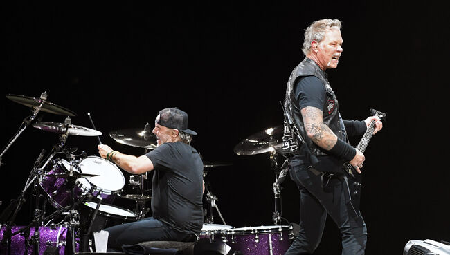 Metallica To Anchor Five North American Rock Festivals In 2020