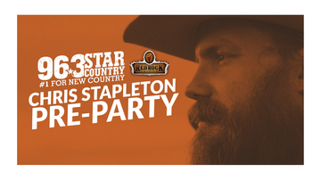 None - Chris Stapleton Pre-Party at Red Rock Saloon