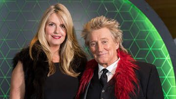 Jim Kerr Rock & Roll Morning Show - Rod Stewart's Doctors Worried His Cancer Had Spread, Penny Lancaster Says
