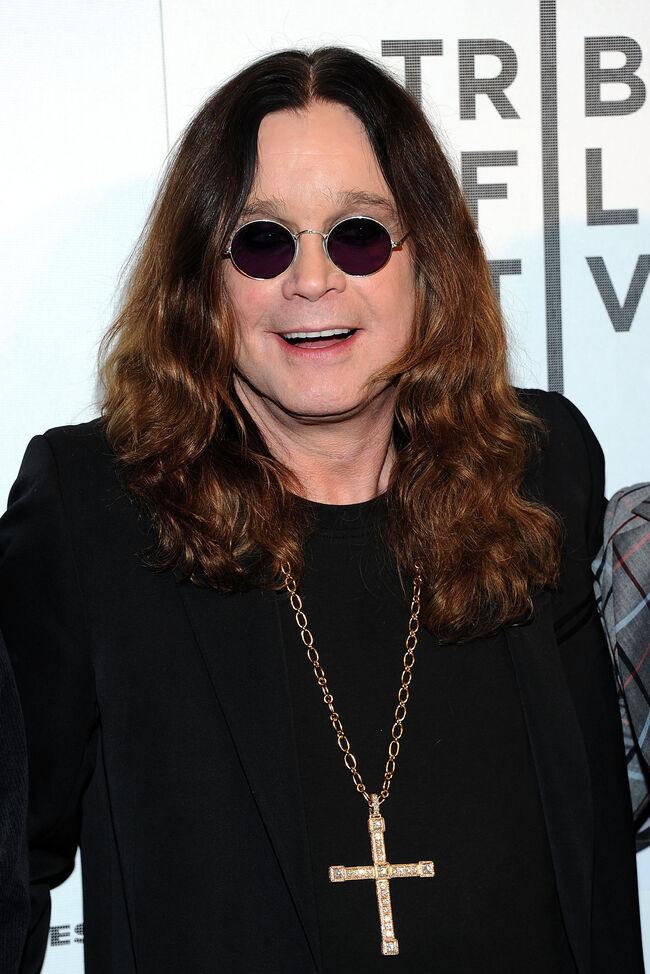 "Premiere Of ""God Bless Ozzy Osbourne"" At The 2011 Tribeca Film Festival"