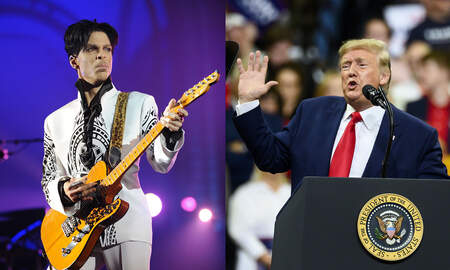 Rock News - Prince's Estate Calls Out Trump For Breaking Promise To Not Play His Music