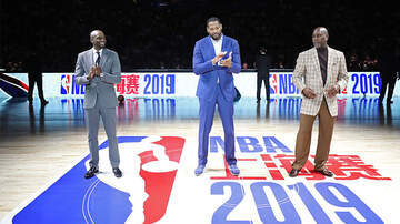 Sports Top Stories - NBA Cancels Media Availability Ahead Of Final Laker-Nets Game In China