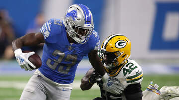 The Mike Heller Show - Should The Packers Expect A Heavy Dose Of Kerryon Johnson On Monday?