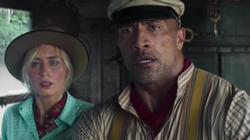 Entertainment News - Disney Finally Dropped The First 'Jungle Cruise' Trailer