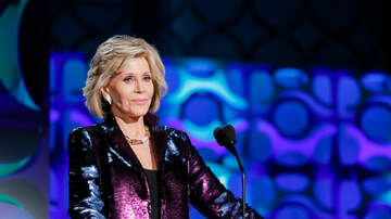 WMZQ Trending - Jane Fonda Arrested On Capitol Building Steps