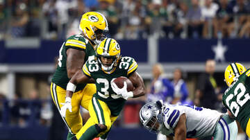 The Crossover with Ted Davis & Dan Needles - How Will The Packers Split Up Carries With The Return Of Jamaal Williams?