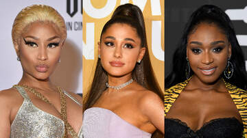 Trending - Nicki Minaj, Ariana Grande, & Normani Have A Collab On The Way