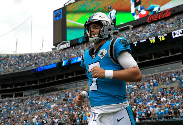 Colin Cowherd: Panthers Were Done With Cam Newton Long Before Kyle Allen